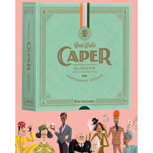 Caper: Europe Mastermind Edition