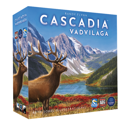 Cascadia Vadvilága
