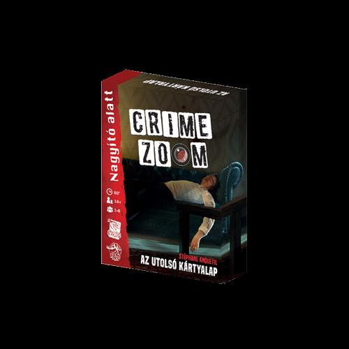 Crime zoom - Az utolsó kártyalap