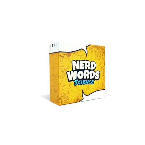 Nerd Words Science - Earth Science
