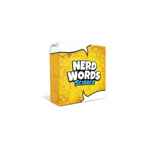 Nerd Words Science - Space Science