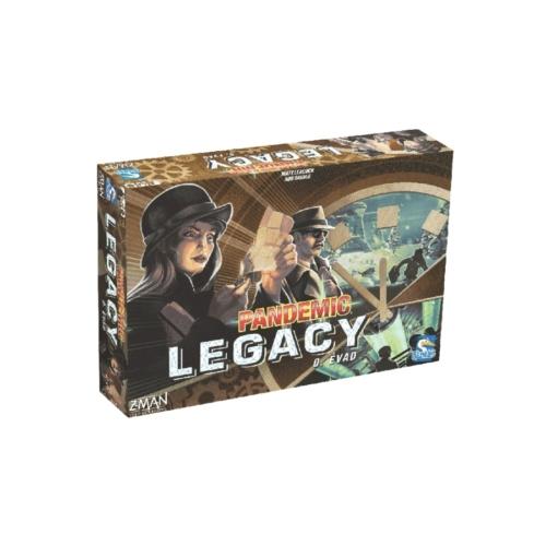 Pandemic: Legacy - 0. évad