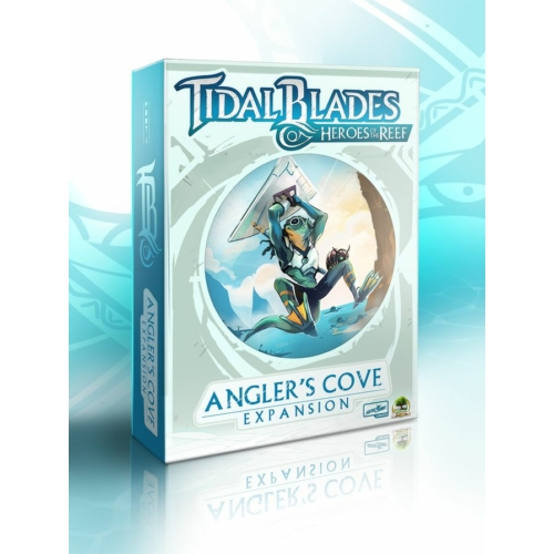 Tidal Blades Heroes of the Reef Angler's Cove