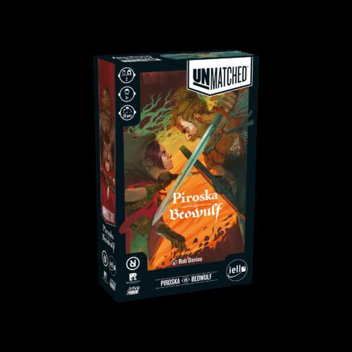 Unmatched: Piroska vs. Beowulf