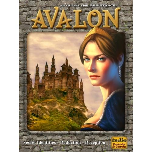 Avalon (angol nyelvű)