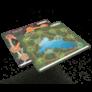 Kép 2/3 - Root Playmat Mountain/Lake
