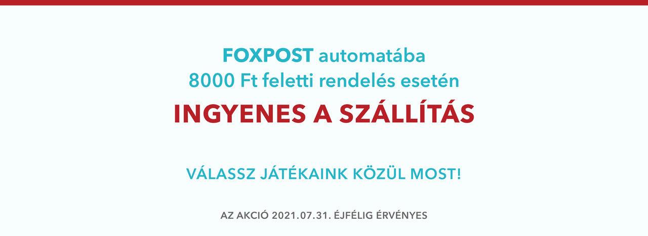 Foxpost akció